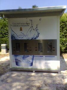 Casa dell'acqua di Frosinone