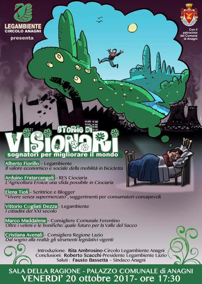 storie di visionari